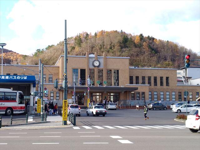 小樽駅 海鮮